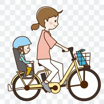 Bicycle_parent和孩子01