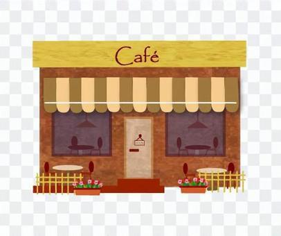 Shop cafe