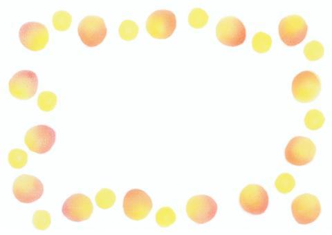 淡色球橙色類型