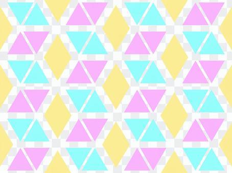 三角形_逆三角形_菱形_1