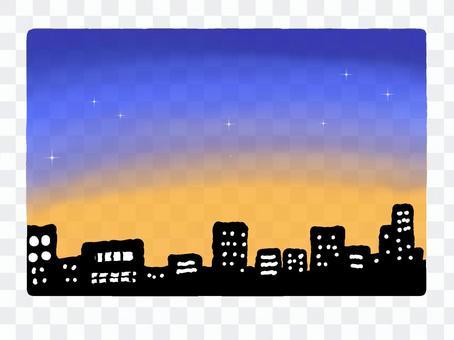 黃昏(城市)