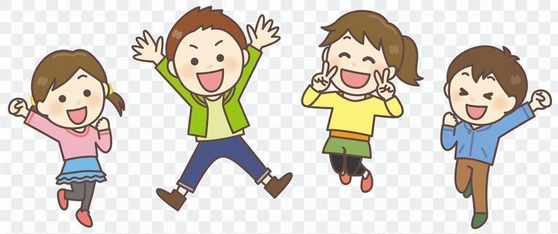 孩子們跳02