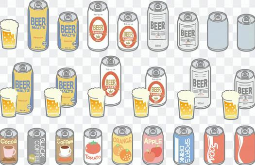 Can drink summary