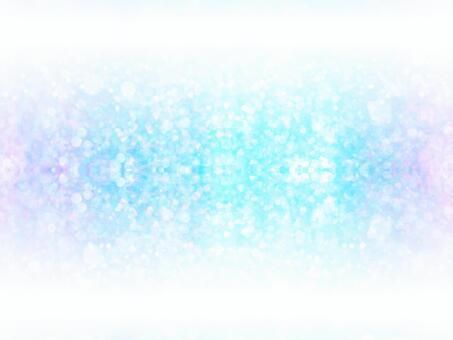 混合點8(藍色和白色)