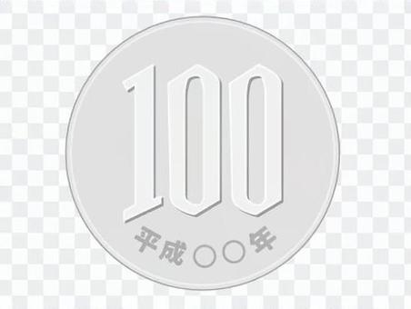 100日元硬幣