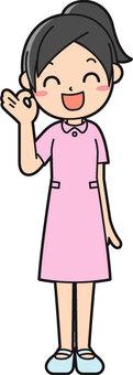 護士的姐姐
