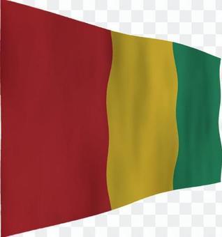 幾內亞國旗