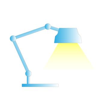 Stand light (blue)