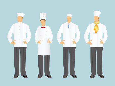 廚師廚師圖免費集
