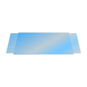 地毯墊(藍色)