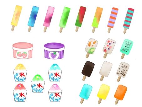 Summary of ice cream