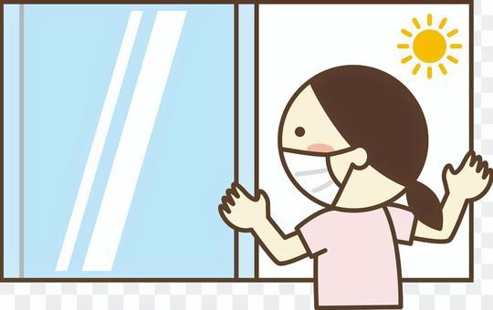 員工採取預防傳染病的措施6_窗戶通風
