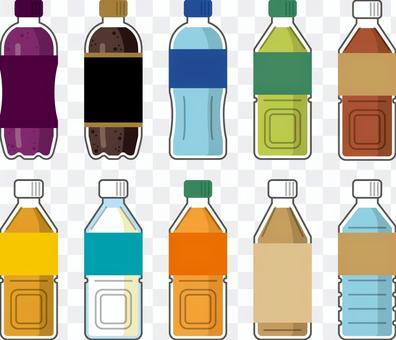 PET瓶飲料