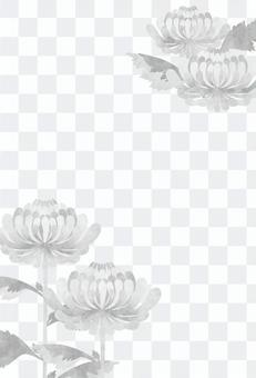 菊花/哀悼/框架