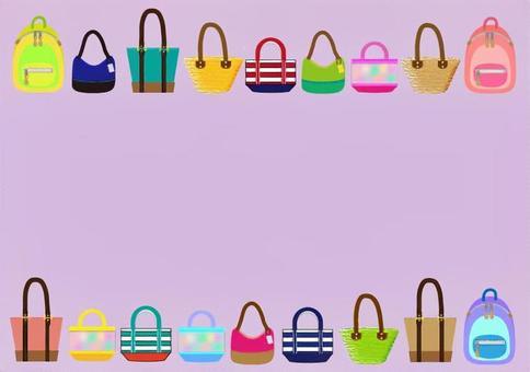 包框〜紫色系列