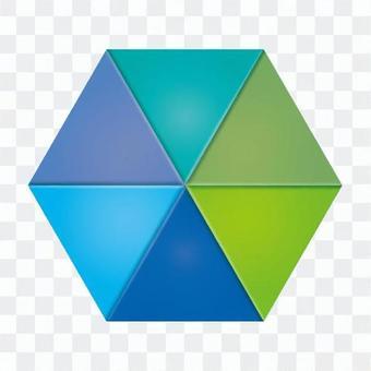 Hexagonal graph 2