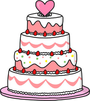 大婚禮蛋糕