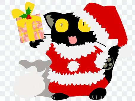 サンタクロネコちゃん