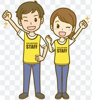 男性和女性(志願者):A_ 02 02FS