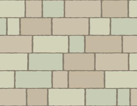 Cobblestone and brick pattern _ cobblestone dark