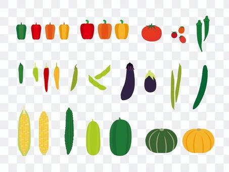 蔬菜<水果蔬菜>
