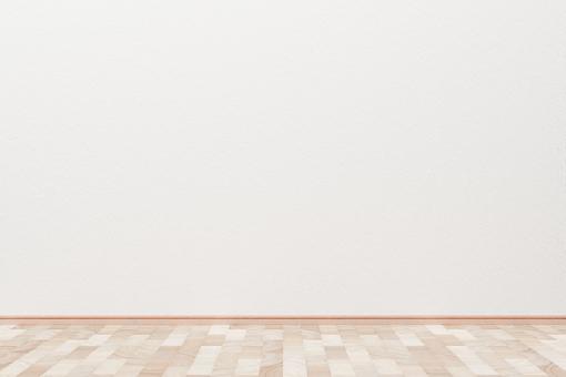 Living room. Plain wall. Flooring.