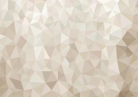 多邊形圖案棕褐色