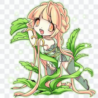 植物的擬人化