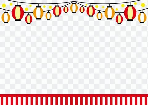 背景(節日框架)