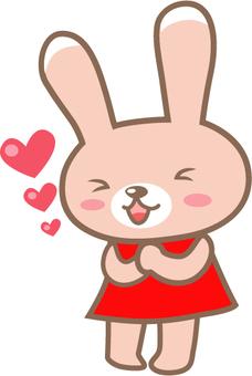 Rabbit Usagi-chan 2