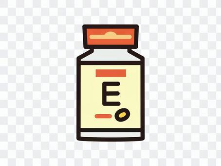 補充維生素E.