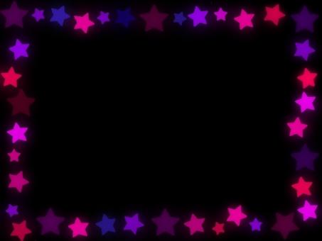 星五彩幀黑色基地