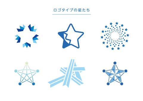 Logotype star