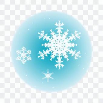 Snow crystal 4