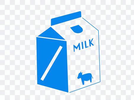 ミルク 牛乳 イラスト