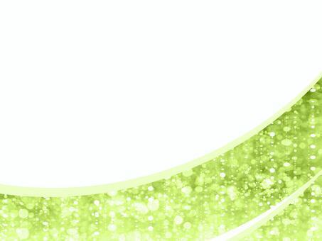 閃光線25(綠色)