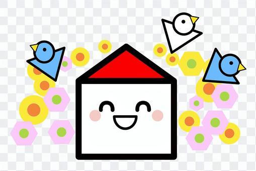 簡單的房子性格 - 生活