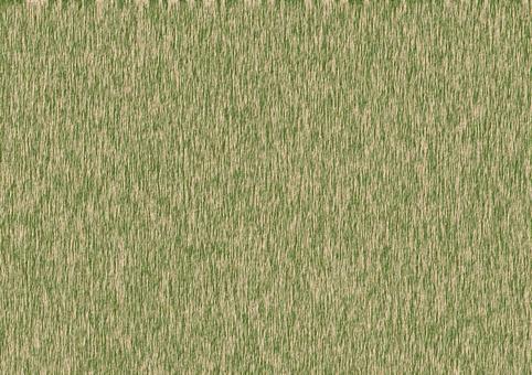 縦線の入った和風感じる緑の和紙