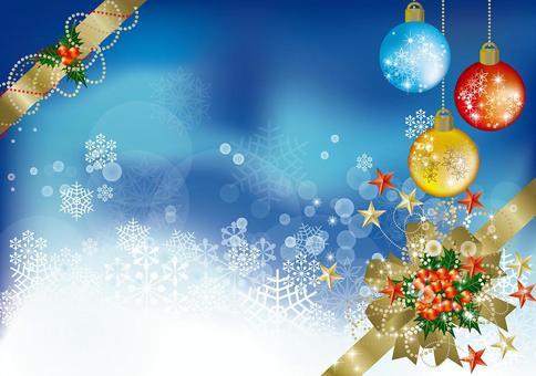 雪和裝飾品14