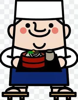 仙女叔叔出雲蕎麥麵店