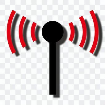 無線電波/圖標
