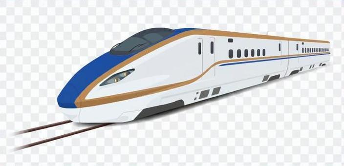 北陸新幹線E 7系列Kagayaki