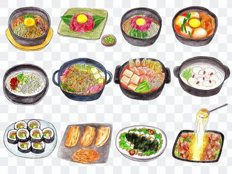 韓国料理まとめ02