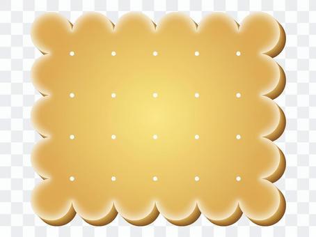 ビスケット(長方形)