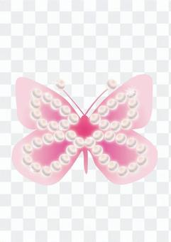 蝴蝶(粉紅)