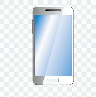 智能手机(银)