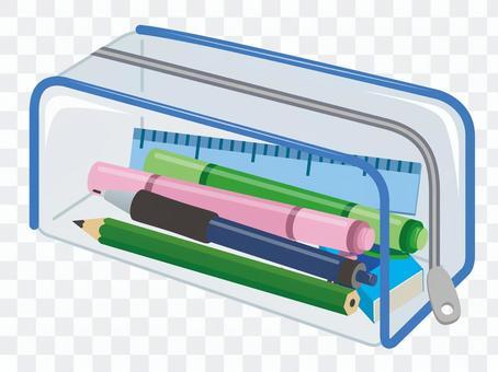 Elementary school/pen case/writing utensils