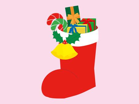 聖誕老人的靴子
