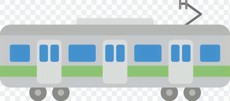 簡單的火車