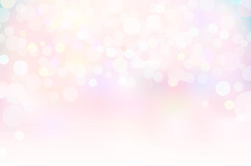幻想桃紅色春天亮光背景紋理